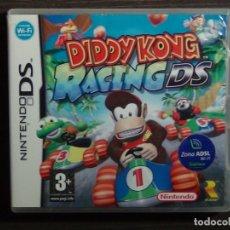 Videojuegos y Consolas: NINTENDO DS - JUEGO NINTENDO DS DIDDY KONG RACING . Lote 126088631