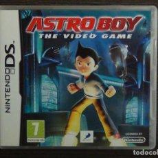 Videojuegos y Consolas: NINTENDO DS - JUEGO ASTROBOY - ASTRO BOY. Lote 126088775