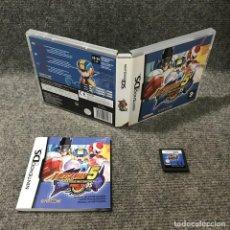 Videojuegos y Consolas: MEGAMAN 5 BATTLE NETWORK DOUBLE TEAM DS NINTENDO DS. Lote 128502351