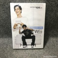Videojuegos y Consolas: DVD PROMOCIONAL NINTENDO DS LITE WII MOVE YOU DICIEMBRE 2006 NUEVO Y PRECINTADO. Lote 128502371