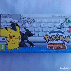 Videojuegos y Consolas: NINTENDO DS - NDS LITE - 2DS - 3DS - POKEMON AVENTURAS ENTRE LAS TECLAS - COMPLETO - PAL ESPAÑA . Lote 128538515