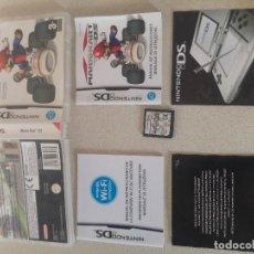 Videojuegos y Consolas: MARIO KART NINTENDO DS NDS 3DS COMPLETO PAL-ESPAÑA. Lote 128645623