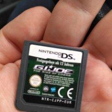 Videojuegos y Consolas: NINTENDO DS GIJOE . Lote 129005011