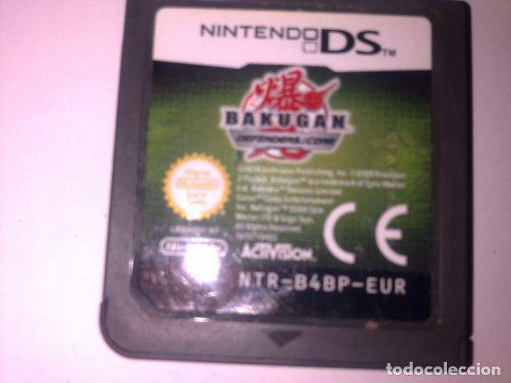 BAKUGAN (Juguetes - Videojuegos y Consolas - Nintendo - DS)