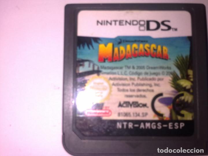 MADAGASCAR (Juguetes - Videojuegos y Consolas - Nintendo - DS)