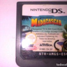 Videojuegos y Consolas: MADAGASCAR. Lote 129221447