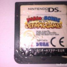 Videojuegos y Consolas: MARIO SONIC OLOIMPIC GAMES. Lote 129222259