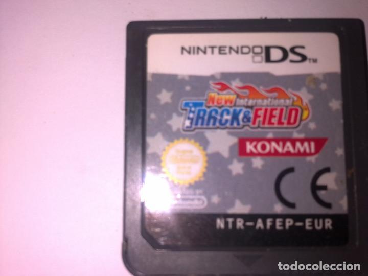 NEWINTERNATIONAL TRACK &FIELD (Juguetes - Videojuegos y Consolas - Nintendo - DS)