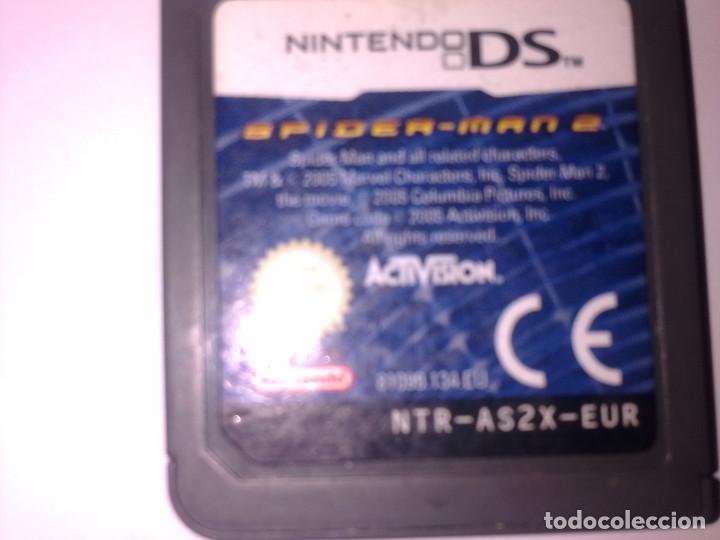 SPIDERMAN 2 (Juguetes - Videojuegos y Consolas - Nintendo - DS)