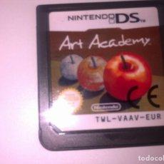 Videojuegos y Consolas: ART ACADEMY. Lote 129227579