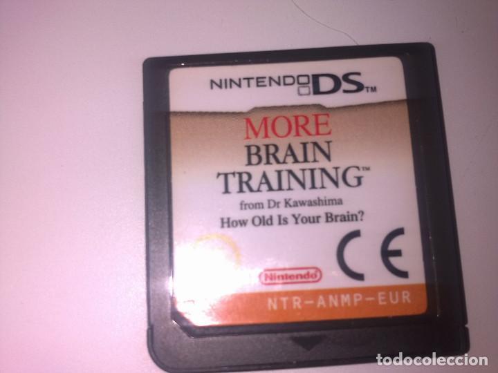 BRAIN TRAINING MORE (Juguetes - Videojuegos y Consolas - Nintendo - DS)