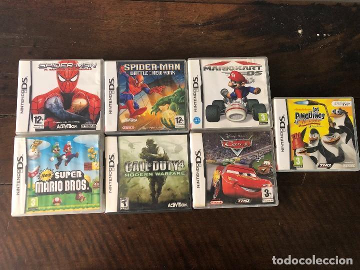 Lote De Juegos Nintendo Ds Comprar Videojuegos Y Consolas Nintendo