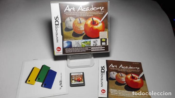 ART ACADEMY ( NINTENDO DS-2DS-3DS- PAL- ESP) (Juguetes - Videojuegos y Consolas - Nintendo - DS)