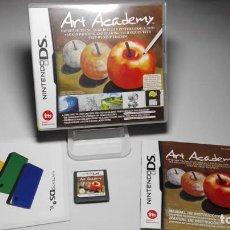 Videojuegos y Consolas: ART ACADEMY ( NINTENDO DS-2DS-3DS- PAL- ESP). Lote 131192092