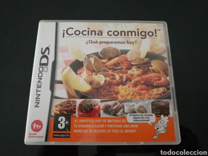 Cocina Conmigo. Nintendo DS