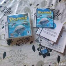 Videojuegos y Consolas: JUEGO NINTENDO DS DOLPHIN Z. Lote 132440566