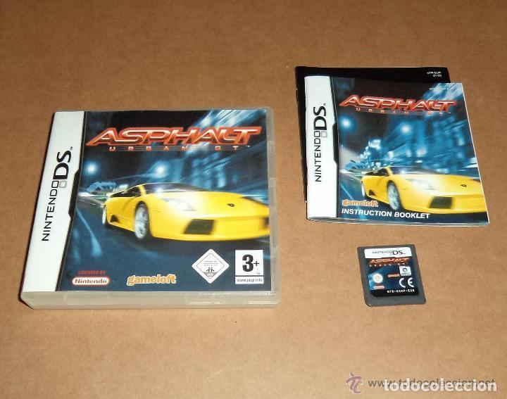 JUEGO NINTENDO DS ASPHALT URBAM GT (Juguetes - Videojuegos y Consolas - Nintendo - DS)