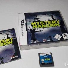 Videojuegos y Consolas: MYSTERY MANSION ( NINTENDO DS - 3DS) . Lote 132463514