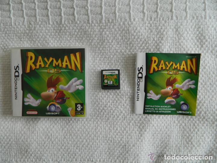 JUEGO NINTENDO DS RAYMAN DS (Juguetes - Videojuegos y Consolas - Nintendo - DS)