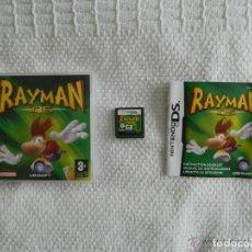 Videojuegos y Consolas: JUEGO NINTENDO DS RAYMAN DS. Lote 132617210