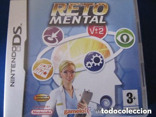 JUEGO NINTENDO DS RETO MENTAL (Juguetes - Videojuegos y Consolas - Nintendo - DS)