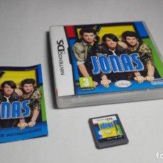 Videojuegos y Consolas: JONAS ( NINTENDO DS -3DS ). Lote 133213638