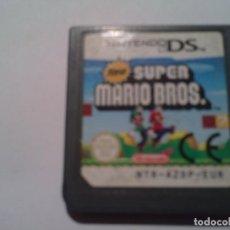 Videojuegos y Consolas: SUPER MARIO BROS DS. Lote 133476590