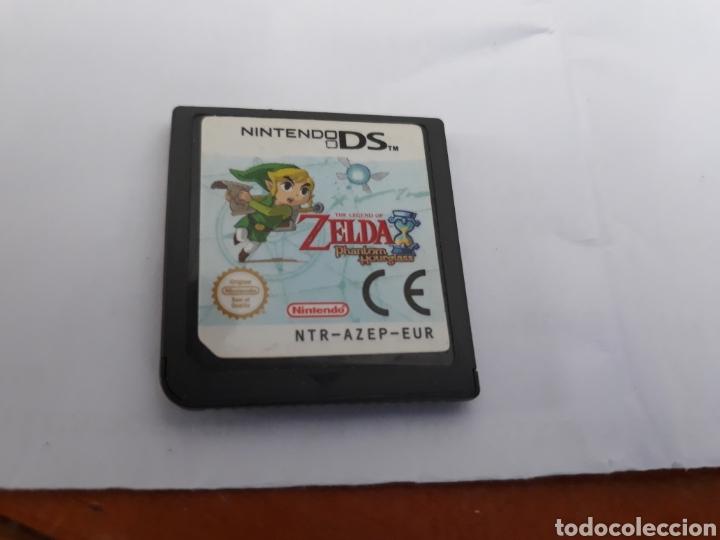 Juego Zelda Phantom Hourglass Nintendo Ds Pal Comprar Videojuegos