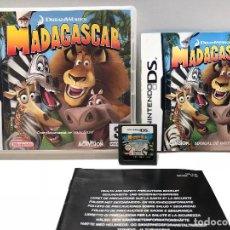 Videojuegos y Consolas: MADAGASCAR NINTENDO DS. Lote 136243482