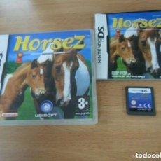 Videojuegos y Consolas: JUEGO NINTENDO DS HORSEZ. Lote 136560050
