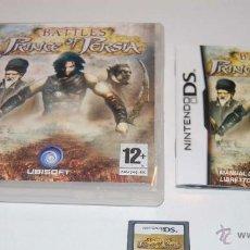 Videojuegos y Consolas: JUEGO NINTENDO DS BATLES PRINCE OF PERSIA. Lote 137262562