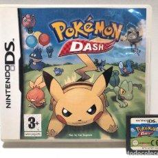 Videojuegos y Consolas: POKÉMON DASH NINTENDO DS. Lote 137347514