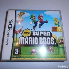 Videojuegos y Consolas: JUEGO NINTENDO DS - NEW SUPER MARIO BROS. Lote 138993402