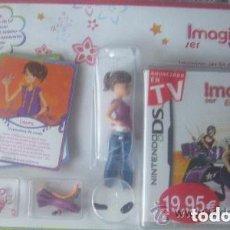 Videojuegos y Consolas: JUEGO NINTENDO DS IMAGINA SER ESTRELLA DEL POP EDICION COLECCIONISTA. Lote 139132730