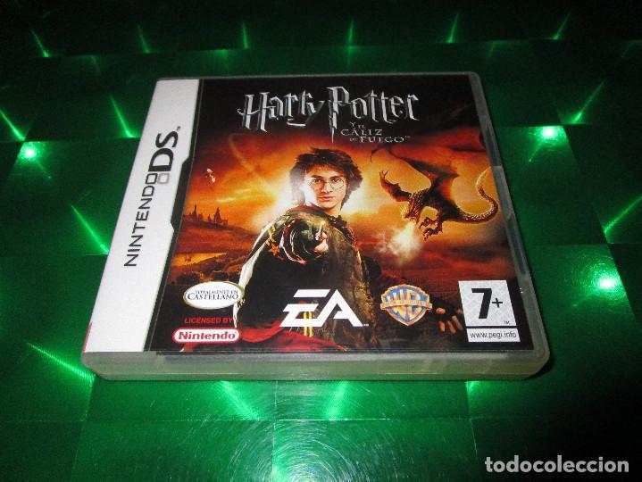 Videojuegos y Consolas: HARRY POTTER Y EL CALIZ DE FUEGO - NINTENDO DS - EA - WARNER BROS - ¿ PUEDES DOMINAR LA MAGIA ? - Foto 2 - 139645618