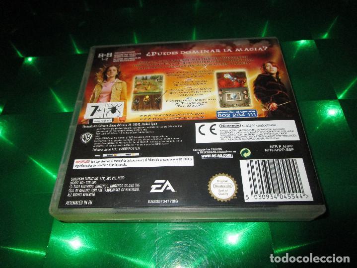 Videojuegos y Consolas: HARRY POTTER Y EL CALIZ DE FUEGO - NINTENDO DS - EA - WARNER BROS - ¿ PUEDES DOMINAR LA MAGIA ? - Foto 3 - 139645618