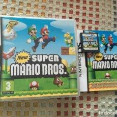 Videojuegos y Consolas: NEW SUPER MARIO BROS NDS NINTENDO DS KREATEN JUEGO. Lote 139762126