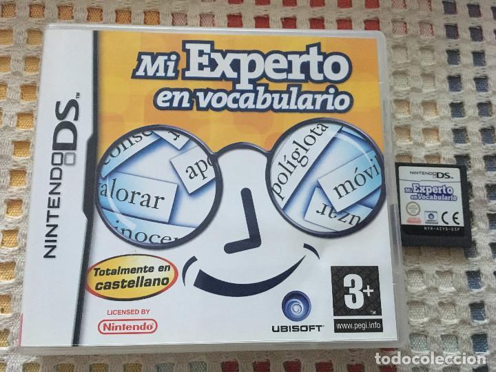 Mi Experto En Vocabulario Nds Nintendo Ds Kreat Comprar