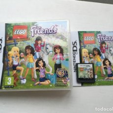 Videojuegos y Consolas: LEGO FRIENDS NDS NINTENDO DS KREATEN. Lote 140522698