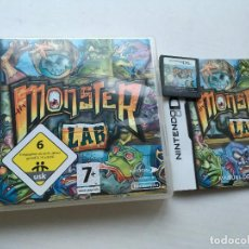 Videojuegos y Consolas: MONSTER LAB MONSTERS LABS NDS NINTENDO DS KREATEN. Lote 140524094