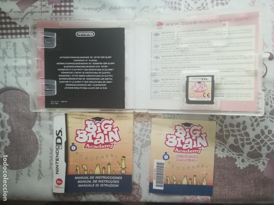 Videojuegos y Consolas: BIG BRAIN ACADEMY NINTENDO DS - Foto 2 - 140964638