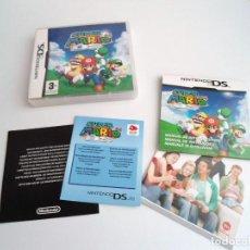 Videojuegos y Consolas: SUPER MARIO 64 DS - NINTENDO DS - COMPLETO CON INSTRUCCIONES - PERFECTO ESTADO. Lote 143349102