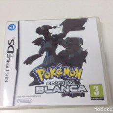 Videojuegos y Consolas: POKEMON EDICION BLANCA. Lote 143521638