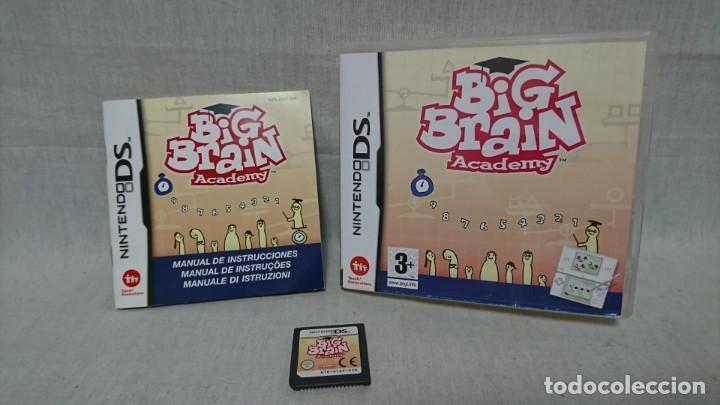 JUEGO NINTENDO DS BIG BRAIN ACADEMY (Juguetes - Videojuegos y Consolas - Nintendo - DS)