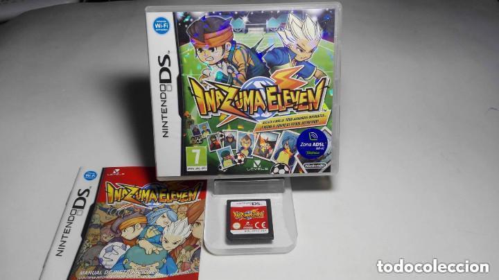 JUEGO NINTENDO DS INAZUMA ELEVEN (Juguetes - Videojuegos y Consolas - Nintendo - DS)