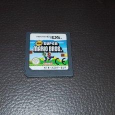 Videojuegos y Consolas: JUEGO SUPER MARIO BROS NINTENDO DS. Lote 145682650