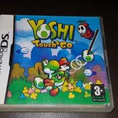 Videojuegos y Consolas: NINTENDO DS YOSHI TOUCH & GO. Lote 145712473