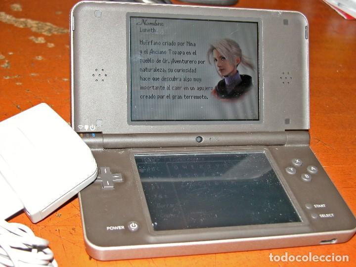 CONSOLA NINTENDO DS XL. (Juguetes - Videojuegos y Consolas - Nintendo - DS)