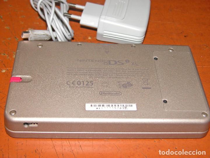 Videojuegos y Consolas: CONSOLA NINTENDO DS XL. - Foto 3 - 254390975