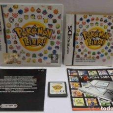 Videojuegos y Consolas: JUEGO NINTENDO DS POKEMON LINK. Lote 146181742